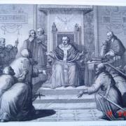 L'OSMTH se réclame de la Charte de Larmenius