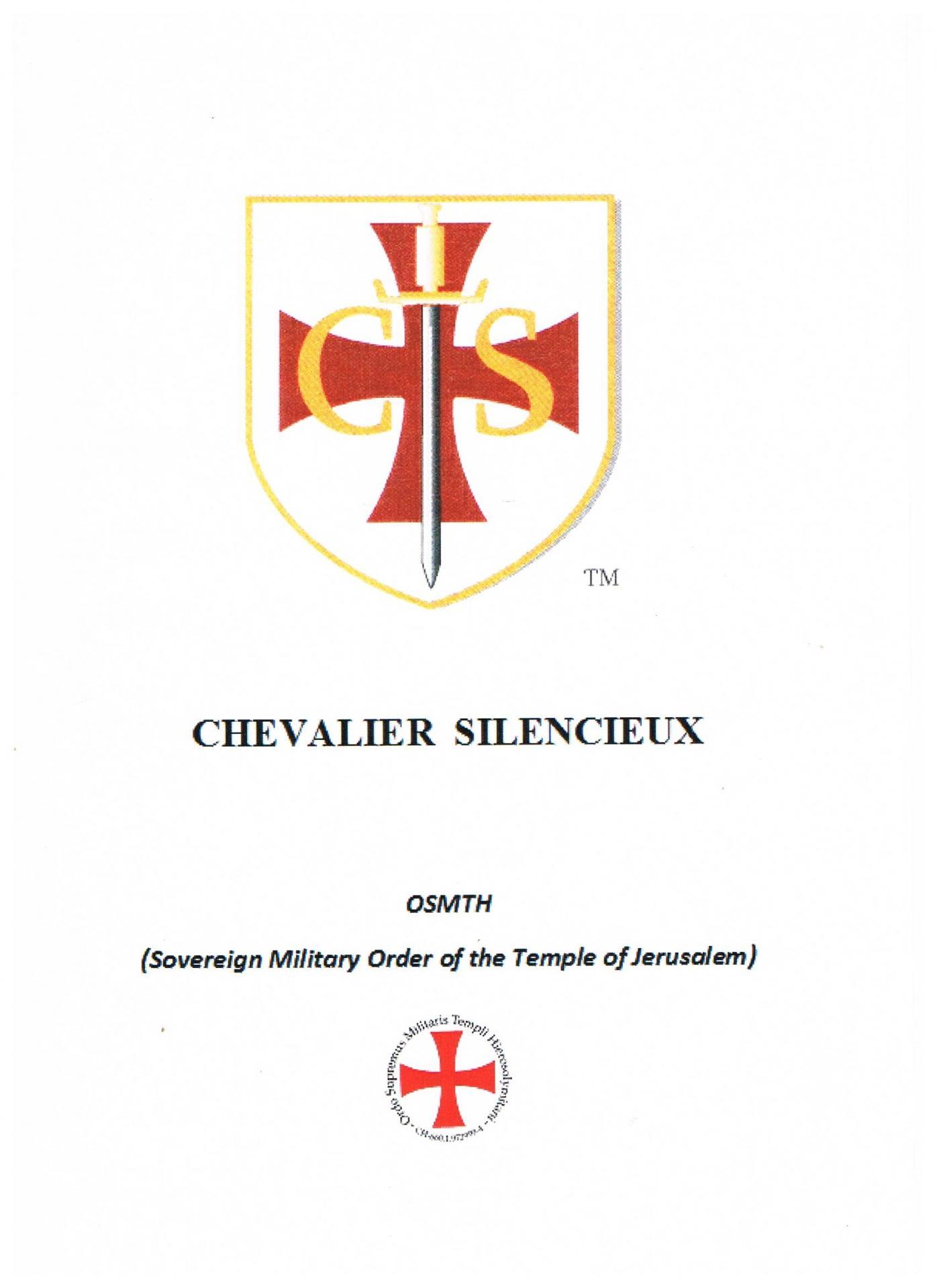 Carte chevalier silencieux 1 001